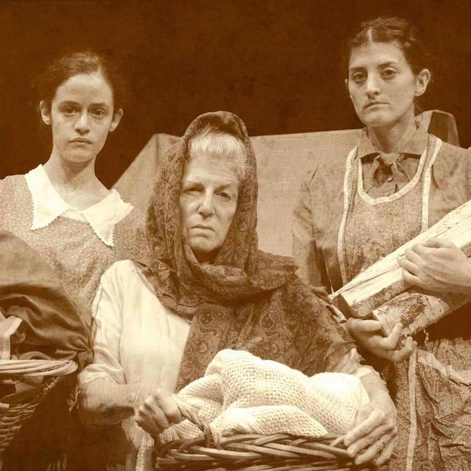 Mary Petrucci Ludlow nimbus Theatre