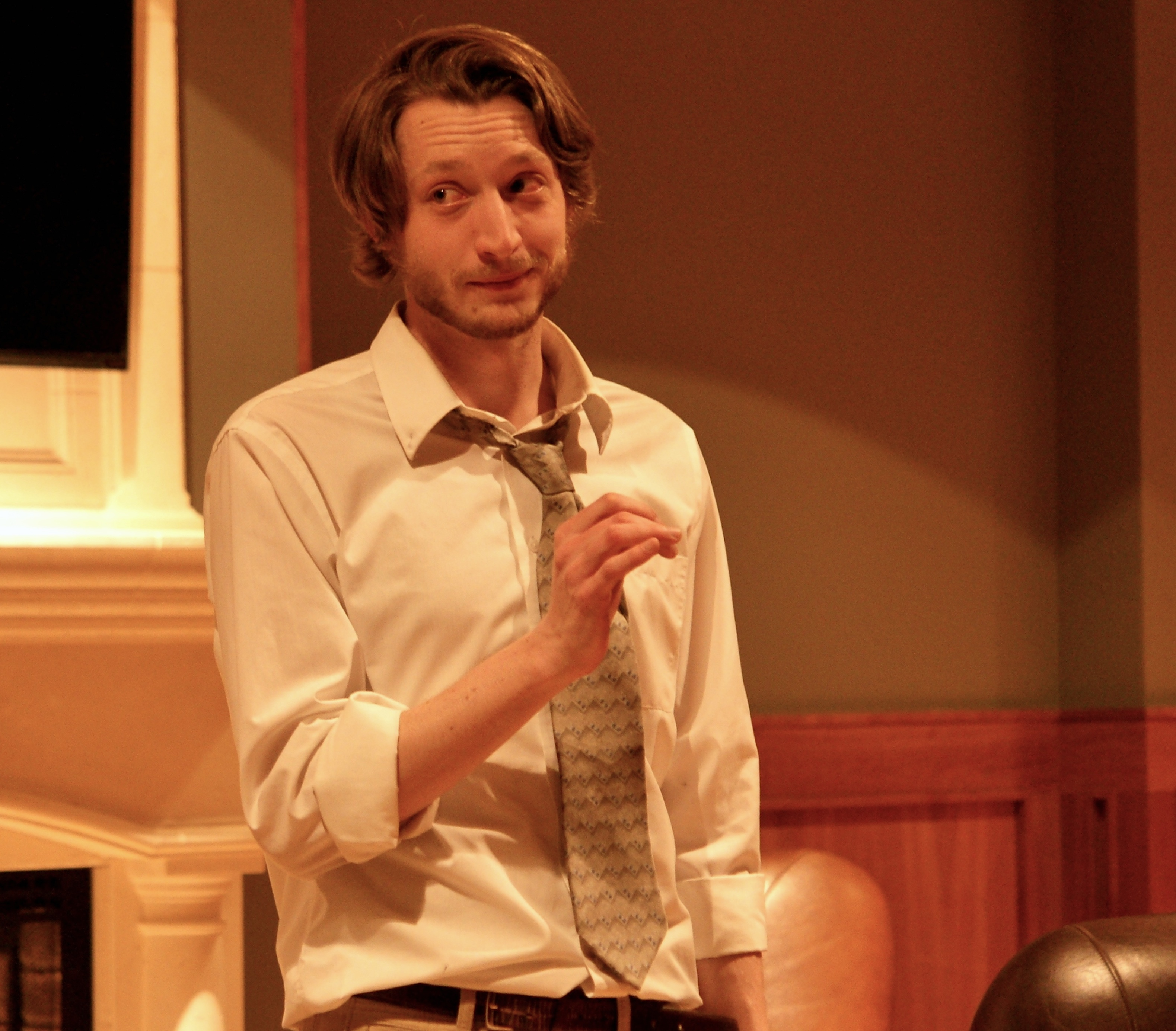 Yvan, Kevin Fanshaw, Theatre Coup d'Etat