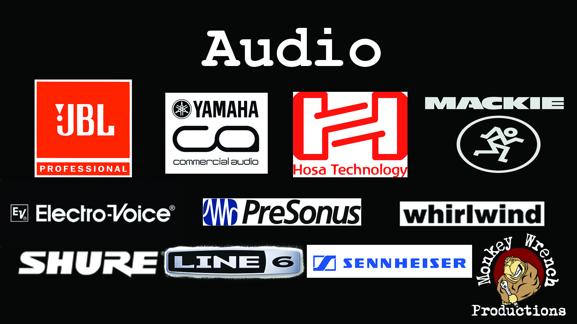 Audio dealer