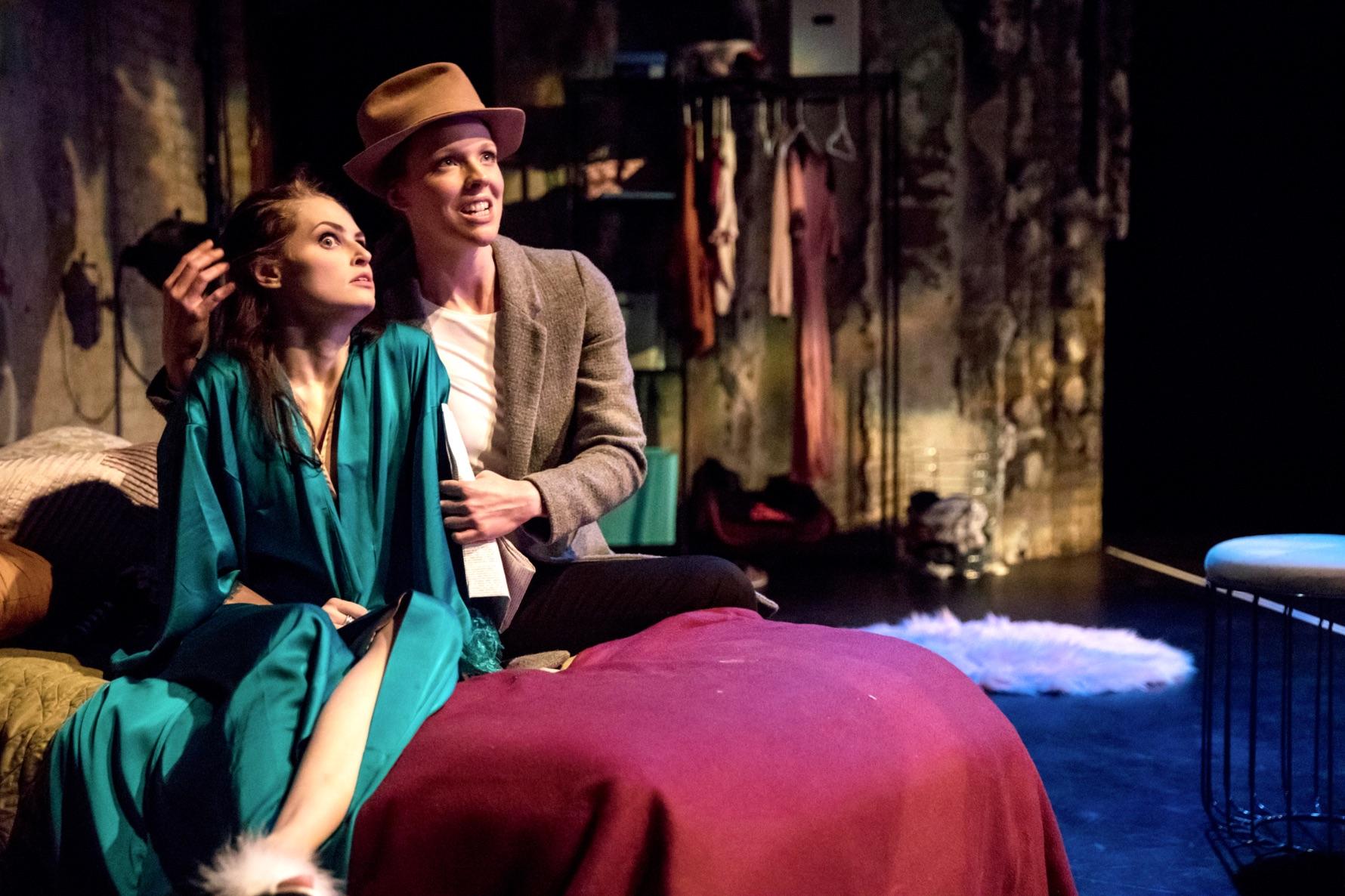 a new play by Theatre Corrobora