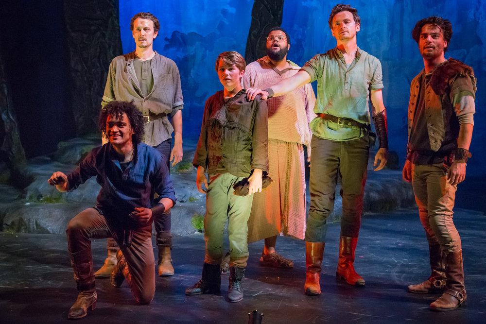"""The Boy and Robin Hood"" Trademark Theater 2017"