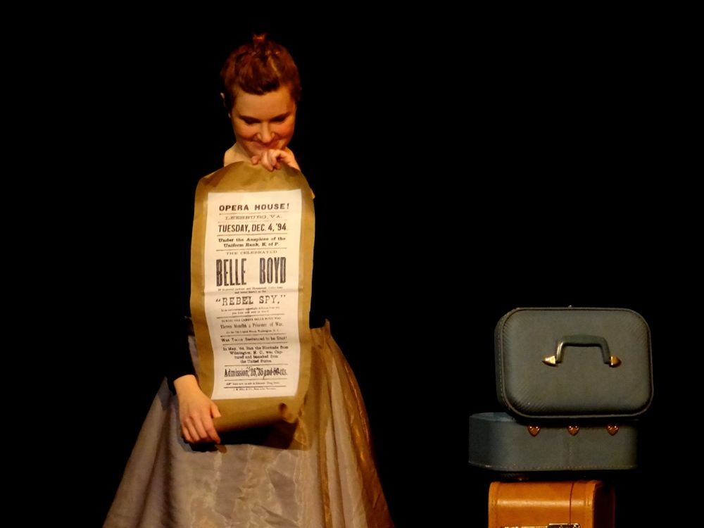 Suitcase: The Boyd Girls Photo by Matthew Glover