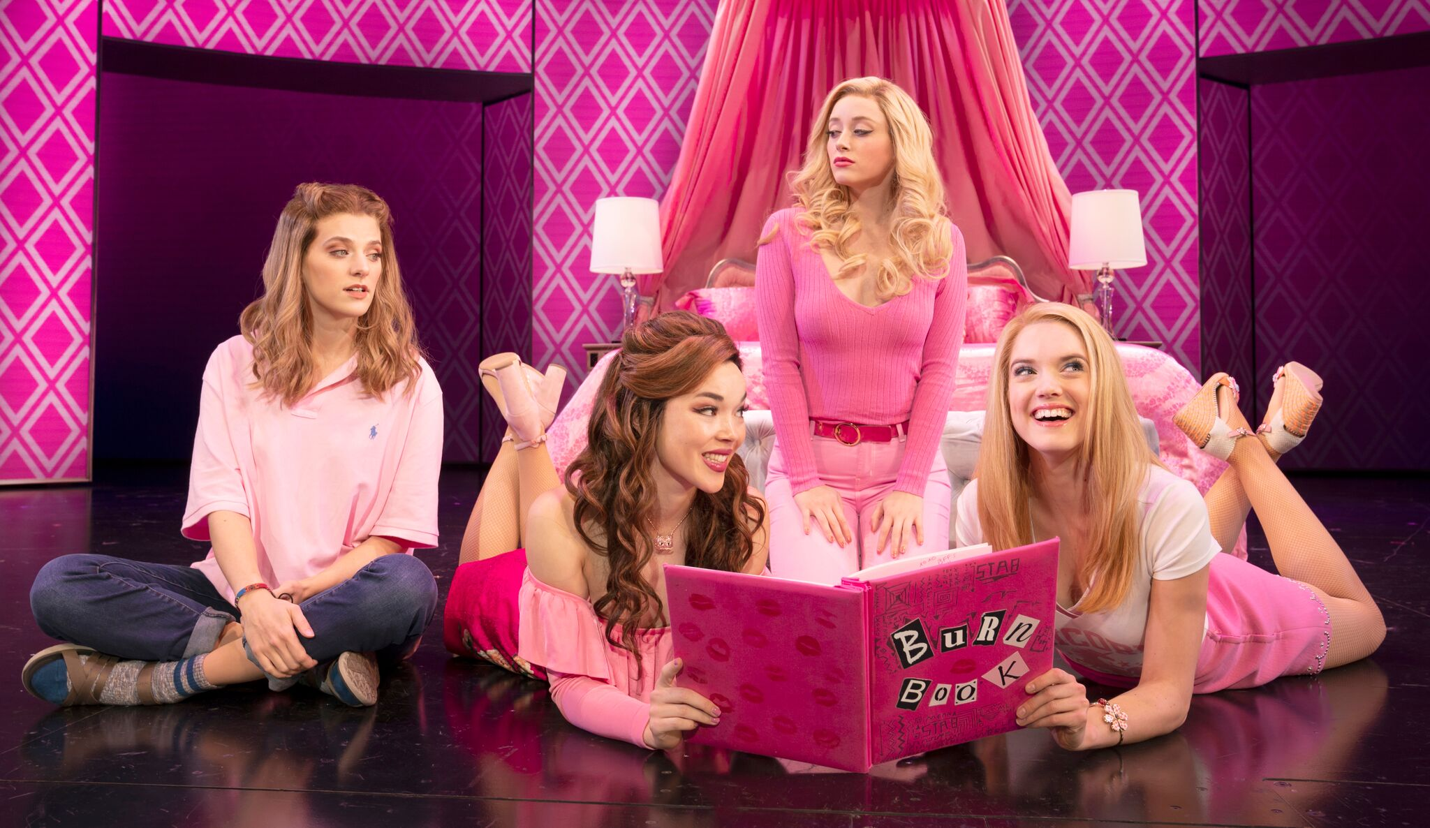Mean Girls The Musical Is Fetch Or Maybe Grool Minnesotaplaylist Com Gretchen wieners is one of the main characters in mean girls. mean girls the musical is fetch or