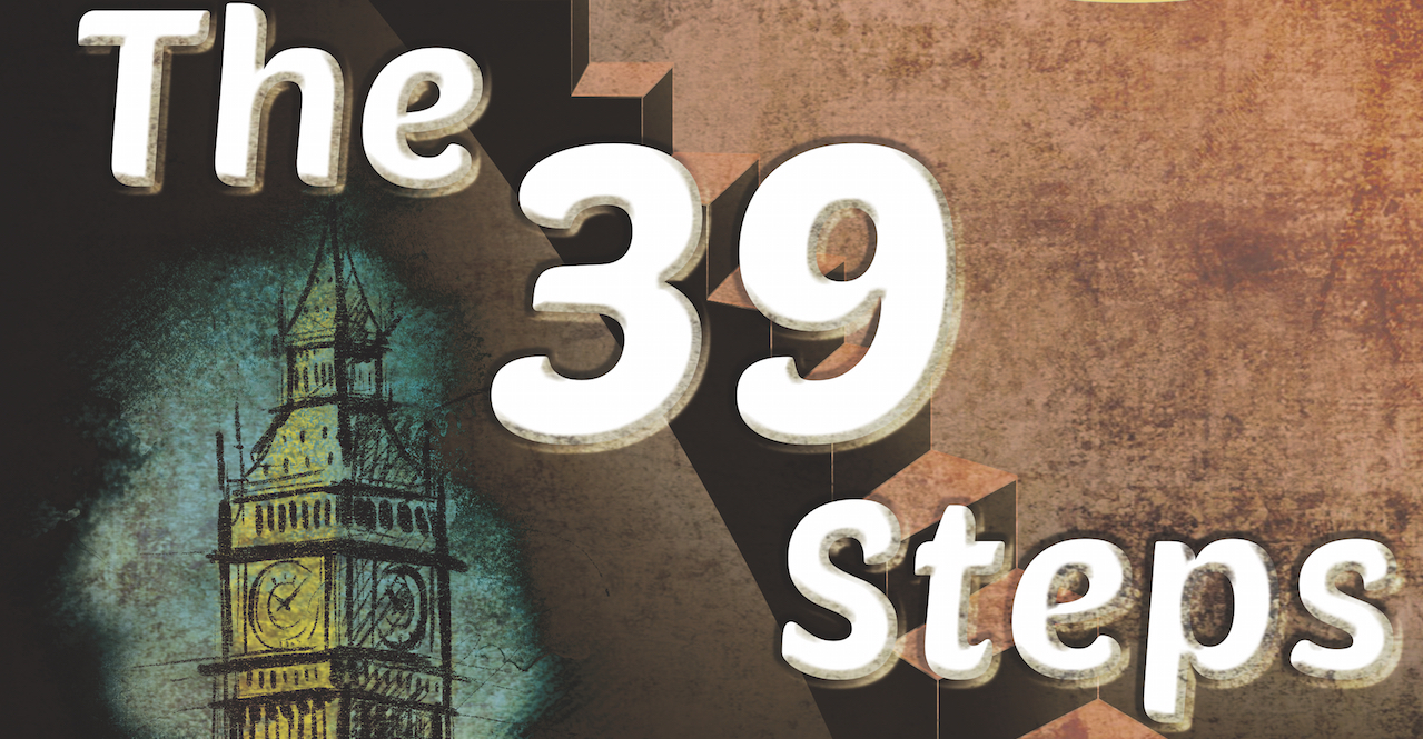 39 steps play essay Patrick barlow is renowned for his four-person adaptation of the 39 steps which has played in over forty countries world-wide it has won olivier, helpmann.