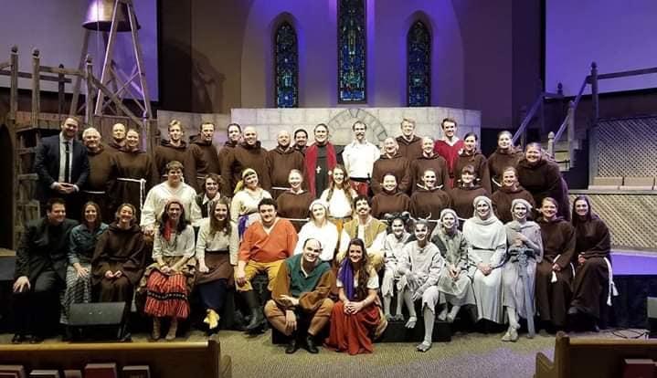 Theatre 301's production