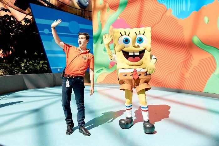 Nickelodeon Universe is Hiring Performers