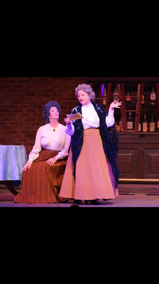 Diana Wilde as Mr.s Rose Brice in FUNNY GIRL