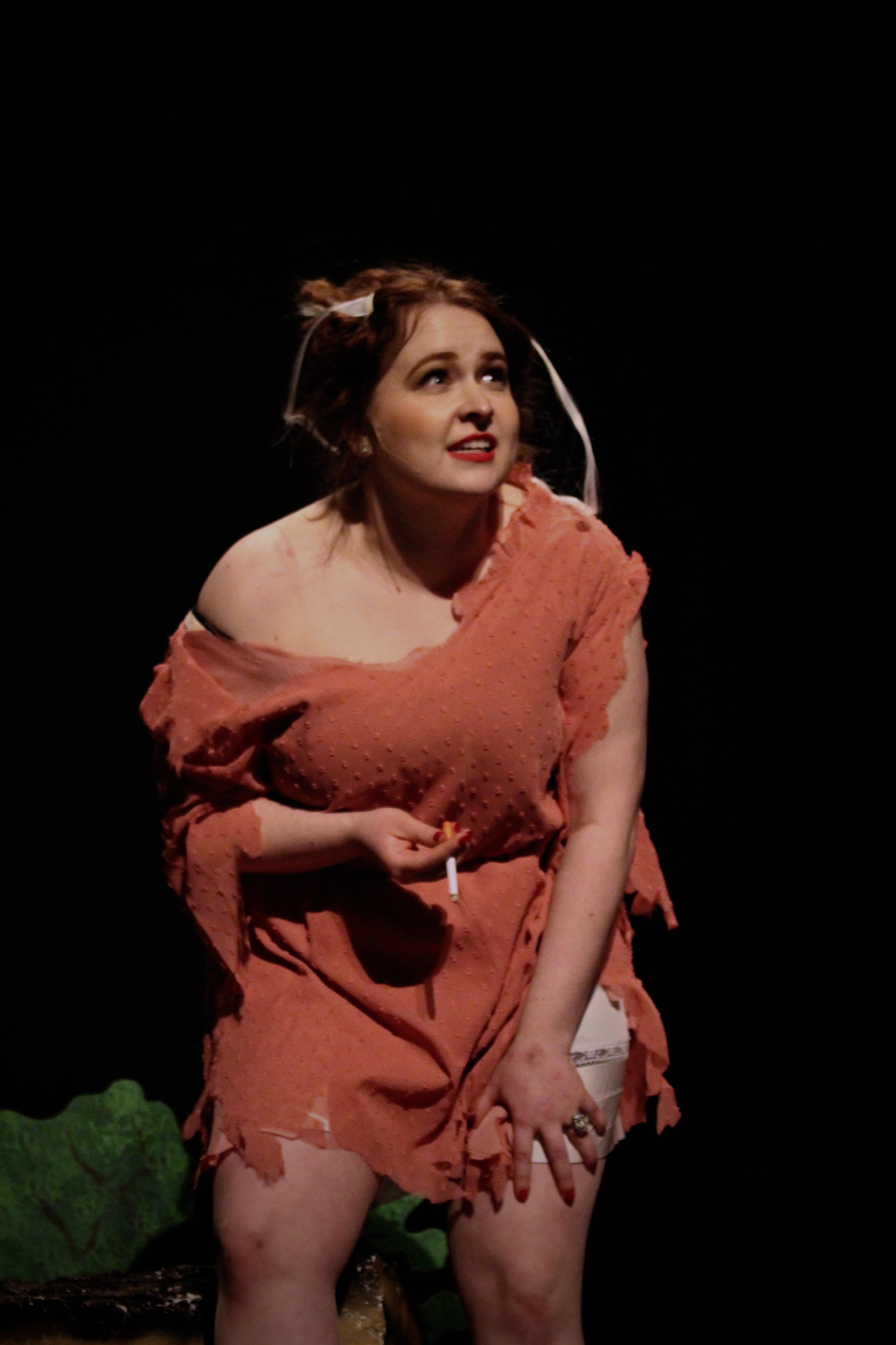 Elizabeth in Young Frankenstein