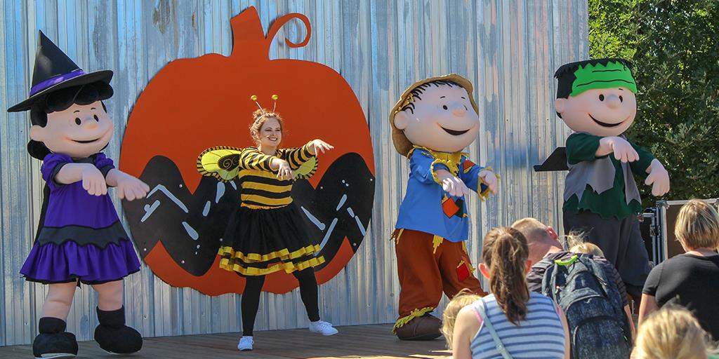 Charlie Brown's Spooktacular