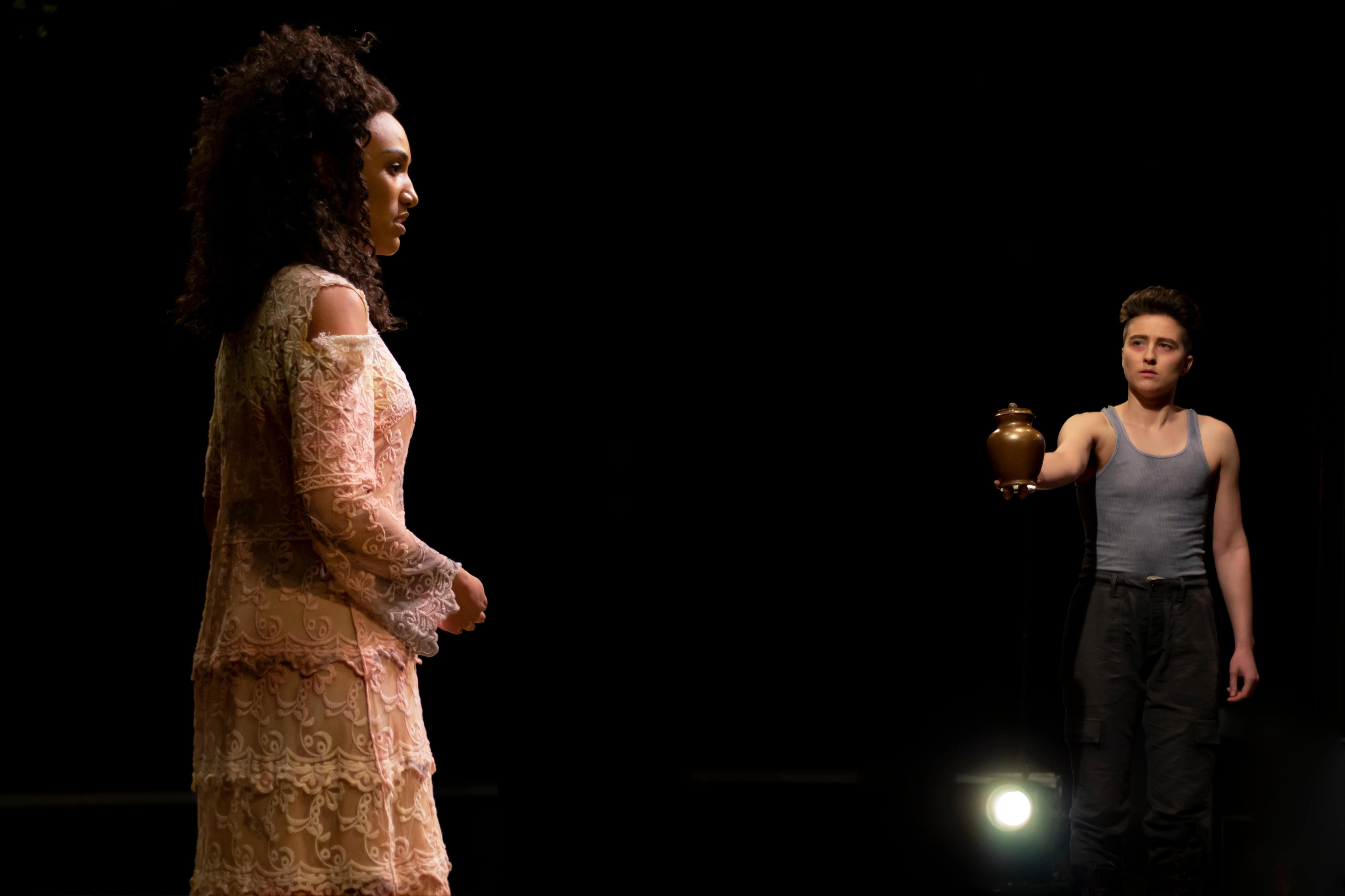 "Orestes in ""Iphigenia..."""
