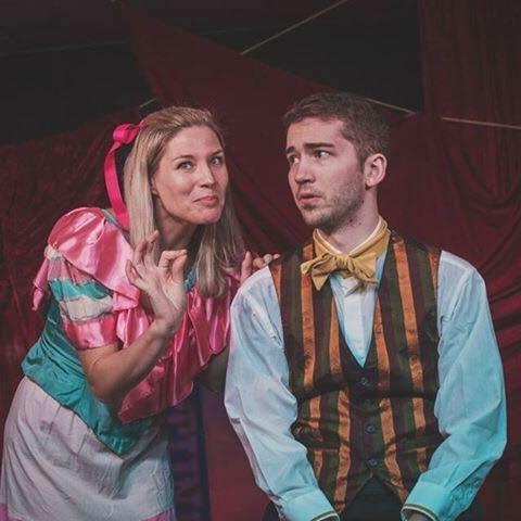 Luciana Comedy of Errors Maggie's Farm Theater