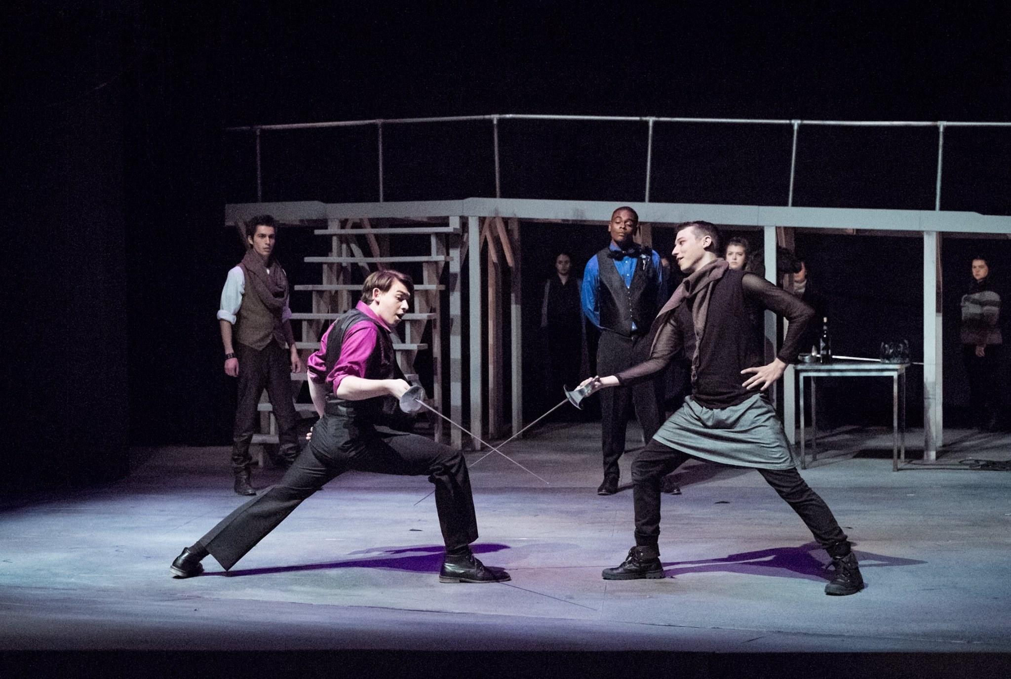 Laertes -- Hamlet