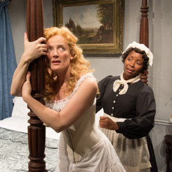 Norah Long as Gloria Mitchell and Crystal Fox as Vera Star Photo Credit Allen Weeks copy.jpg