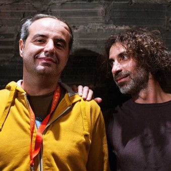 Yassir and Rabih Mroue