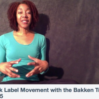 Adia Morris does a video review of Black Label Movement