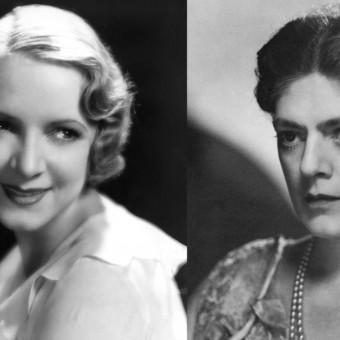 Helen Hayes and Ethel Barrymore - importance of theater icons #6 - magazine