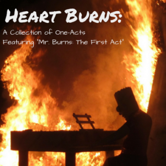 Heart Burns: A Collection of One Acts