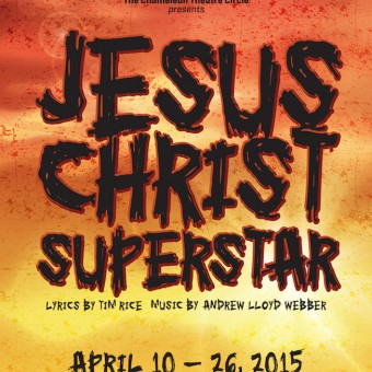 Jesus Christ Superstar by Tim Rice and Andrew Lloyd Webber