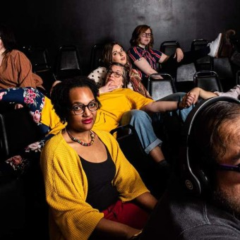 Pictured: Bad Poets Society; Image: Damion Alexander