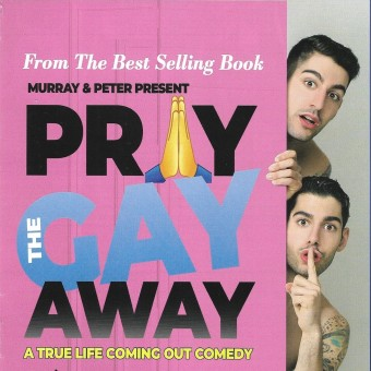 "Cover of ""Pray the Gay Away"" program"