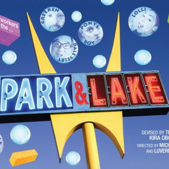 Park and Lake at Open Book