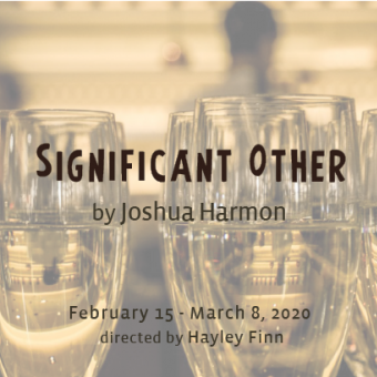 Significant Other- by Joshua Harmon