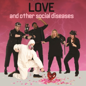 Love & Other Social Diseases: our 300th Comedy Revue