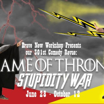 Shame of Thrones: Stupidity War