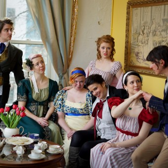 Manners and Misconduct: Improvised Jane Austen