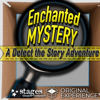 ENCHANTED MYSTERY: A Detect the Story Adventure