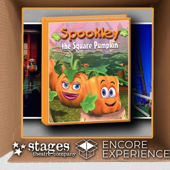 SPOOKLEY THE SQUARE PUMPKIN: Out of the Box