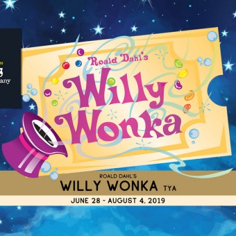 Roald Dahl's WILLY WONKA TYA at Stages Theatre Company