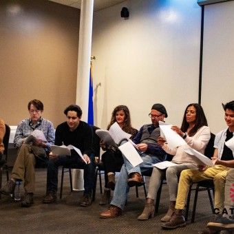 Table reads at Catalyst Content Festival