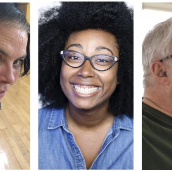 cfpa presents: New Works (excerpts)/Fall 2019 Residency