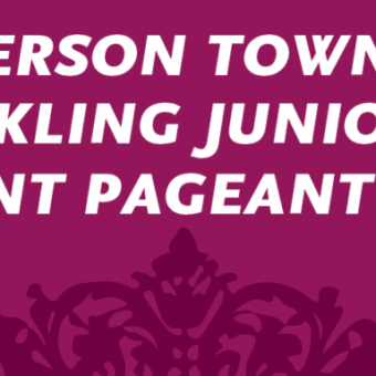 Jefferson Township Sparkling Junior Talent Pageant