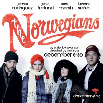 The Norwegians by C. Denby Swanson
