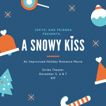 A Snowy Kiss - An Improvised Holiday Romance Movie