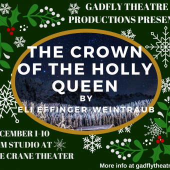 The Crown of the Holly Queen by Eli Effinger-Weintraub