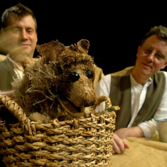 Puppet State Theatre's The Man Who Planted Trees