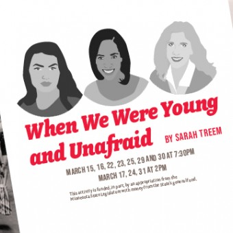 When We Were Young and Unafraid by Sarah Treem