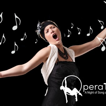 OperaTease- A Night of Song and Cabaret Improv