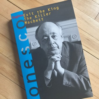 Exit the King by Eugene Ionesco - Zoom reading