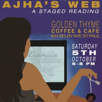 Ajha's Web: A Staged Reading