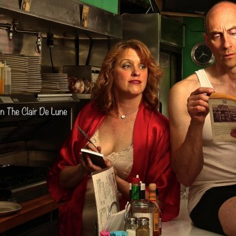 Frankie and Johnny in the Clair de Lune presented by Casting Spells Productions at Minneapolis Theatre Garage