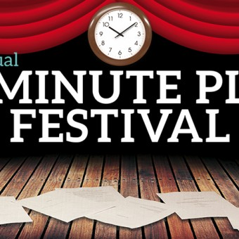 10-Minute Play Festival at Lakeshore Players Theatre!