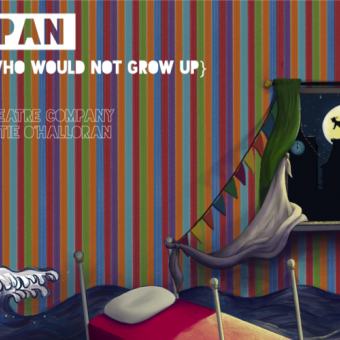 Peter Pan {or the boy who would not grow up}