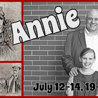 Come see Annie in Forest Lake