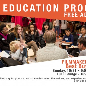 Best Buy Free Day - Filmmaker Workshop for Youth