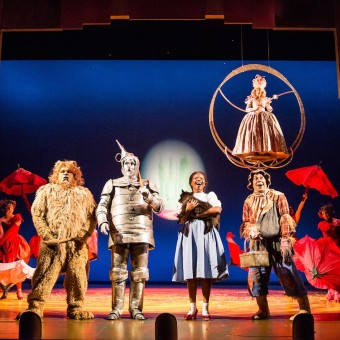 Wizard of Oz at Children's Theatre Company