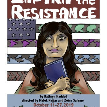 Zafira and the Resistance